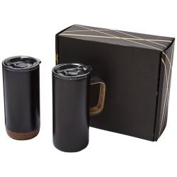 Valhalla mug and tumbler copper vacuum gift set