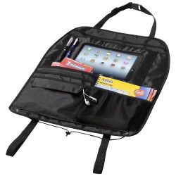 Milly back seat organiser with tablet compartment