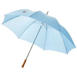 Karl 30'' golf umbrella with wooden handle