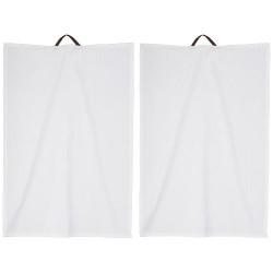 Longwood 2-piece cotton kitchen towel set