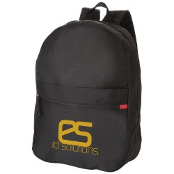 Vancouver dual front pocket backpack