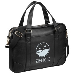 Oxford 15.6'' slim laptop briefcase