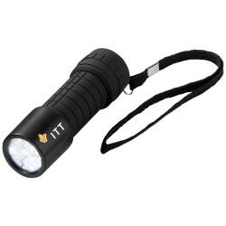 Shine-on 9-LED torch light