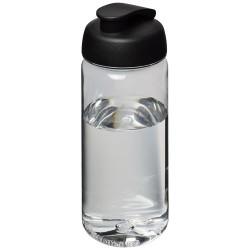 H2O Octave Tritan 600 ml flip lid sport bottle