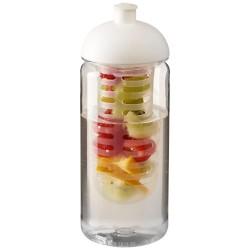 H2O Octave Tritan 600 ml dome lid bottle & infuser
