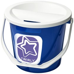 Udar charity collection bucket