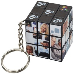 Rubik's Cube® keychain