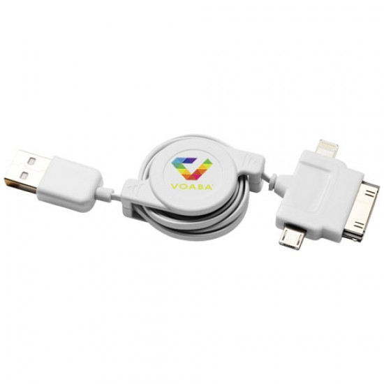 Teather 3-in-1 charging cable