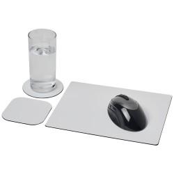 Brite-Mat® mouse mat and coaster set combo 1