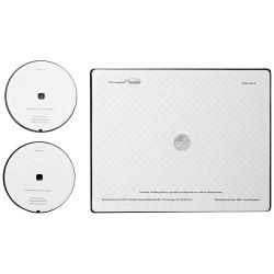 Brite-Mat® mouse mat and coaster set combo 2