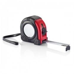 Kiev measuring tape - 5m/19mm, red