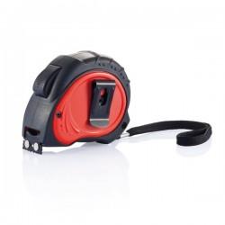 Tool Pro measuring tape - 5m/19mm, red