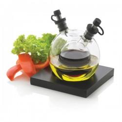 Orbit oil & vinegar set, black