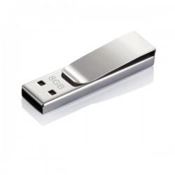 Tag USB stick - 8 GB, silver