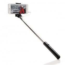 Pocket selfie stick, black