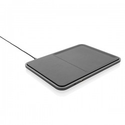 Swiss Peak Luxury 5W wireless charging tray, black
