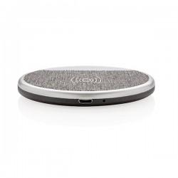 Vogue 5W wireless charging pad, grey