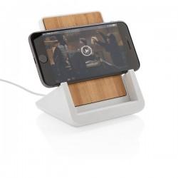 Ontario 5W wireless charging stand, white
