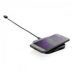 Wireless 5W charging pad, black