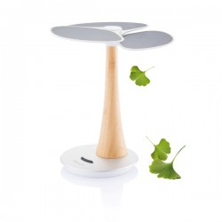 Ginkgo solar tree 4.000mAh, white