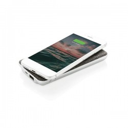 Vogue 5W  wireless powerbank, black