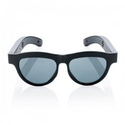 Wireless speaker sunglasses, black
