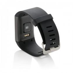 Multi-sport E-ink watch, black