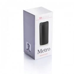 Metro tumbler, black