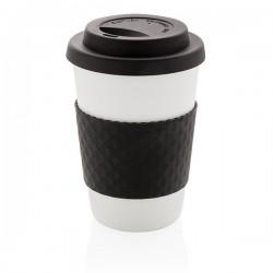 Reusable Coffee cup 270ml, black