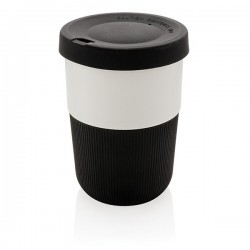 PLA cup coffee to go 380ml, black
