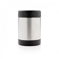 Standard vacuum foodflask, silver