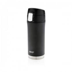 Swiss Peak Elite copper vacuum mug, black