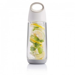 Bopp Fruit infuser bottle, white