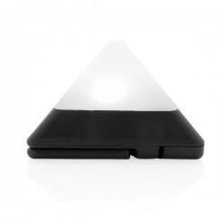 Triangle mini lantern, black