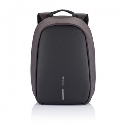 Bobby Hero Small, Anti-theft backpack, black