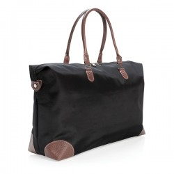Travel weekend bag, black
