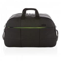 "Soho business RPET 15.6"" laptop weekend bag PVC free, black"