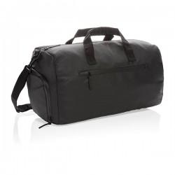Fashion black weekend bag PVC free, black