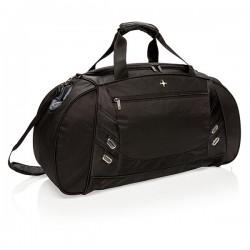Weekend/sports bag, black