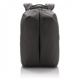 Smart office & sport backpack, black