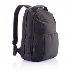 Universal laptop backpack, black