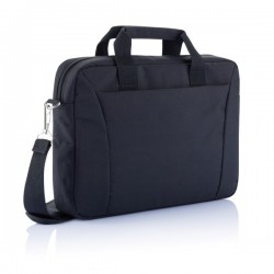 "15,4"" exhibition laptop bag PVC free, black"