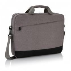 "Trend 15"" laptop bag, grey"