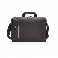 "Lima RFID 15.6""""laptop bag PVC free, black"