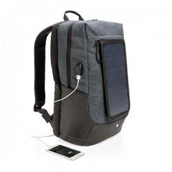 Eclipse solar backpack, black