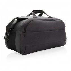Modern weekend bag, black