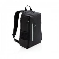 "Lima 15,6"" RFID & USB laptop backpack, black"