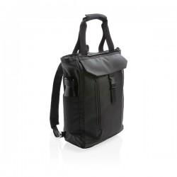 "Swiss Peak RFID 15"" laptop totepack PVC free, black"