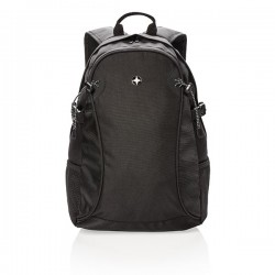 Swiss Peak outdoor backpack, black