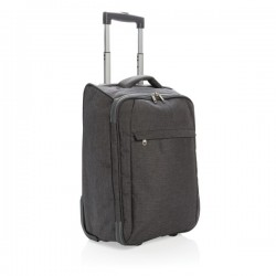 Two tone foldable trolley, anthracite